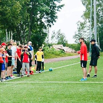 Футбол для подросков