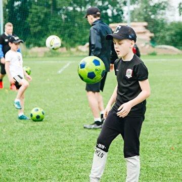 секция футбола в МО