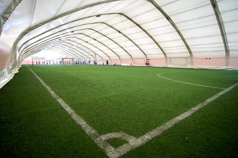 Москва футбольное поле