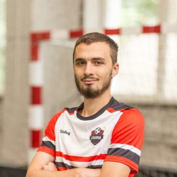 Филиал Комсомольская тренер