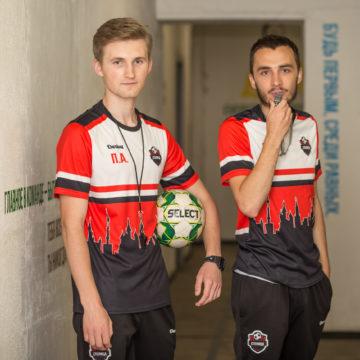 Два тренера филиал Комсомольская
