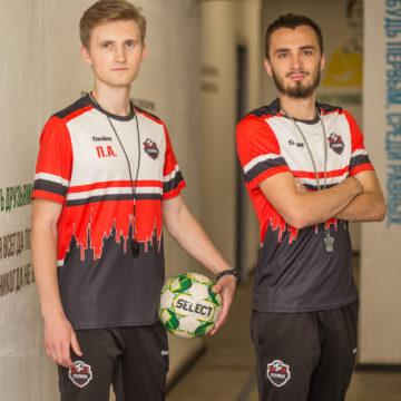 Оба тренера филиал Комсомольская