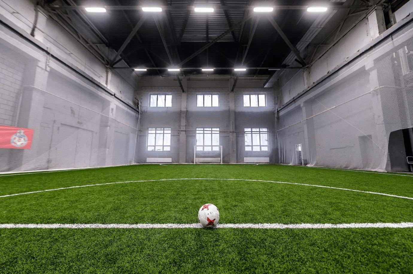 обучение футболу